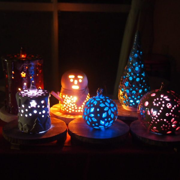 1日陶芸体験「ランプシェードプラン」