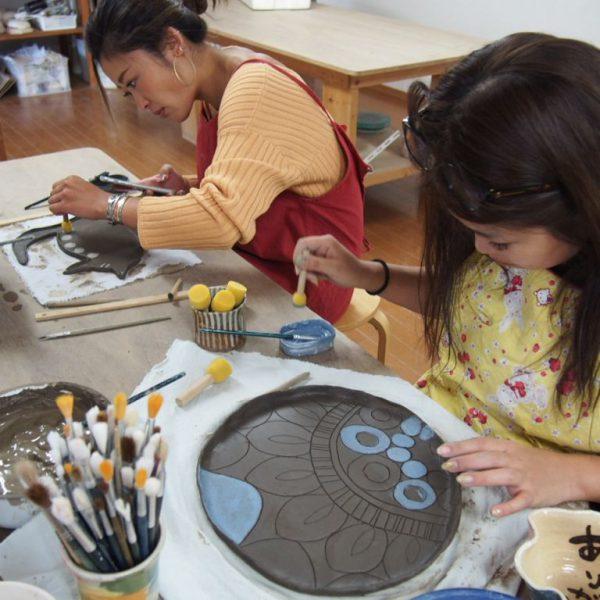 1日陶芸体験「てびねりプラン」