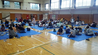 仙台市 利府第二小学校4学年行事