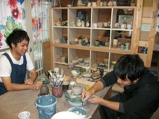 転勤、そして陶芸