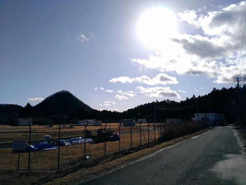 2019/2/4 AM9:30 仙台太白山