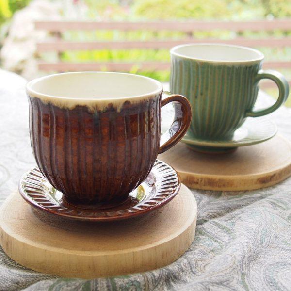 ご注文後に焼き上げる工房直売の陶器「セミオーダー鎬手」